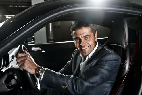 Fachowiec wie, jak użytkować auto inawet jeżdżąc ostro, nie robi mu krzywdy