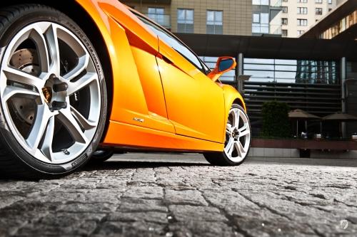 Lamborghini Gallardo LP560-4 to moc w najczystszej postaci