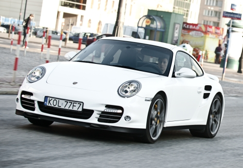 Porsche stworzyło w najnowszym 911 Turbo silnik absolutnie elastyczny i bez turbodziury