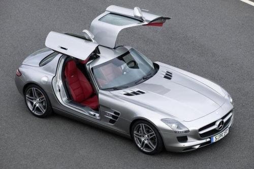 Najmocniejsze wcielenie wolnossącego V8 - SLS AMG