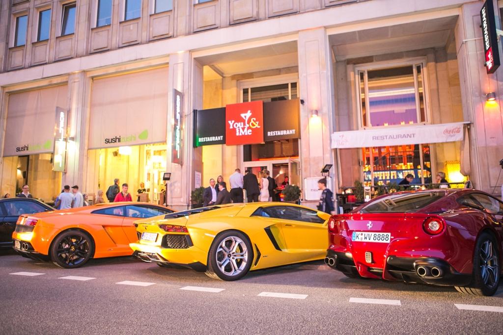 III Urodziny Supercar Club Poland