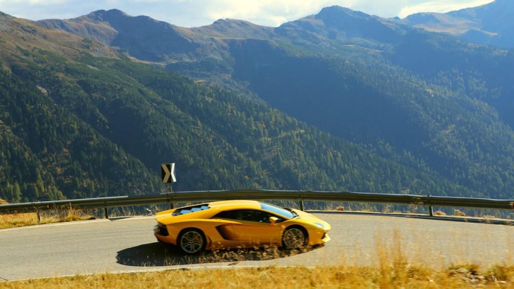 GT Alpejskie Przełęcze 2014